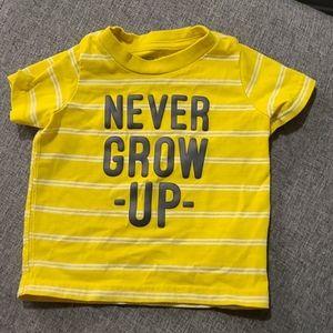 Never Grow Up Tee